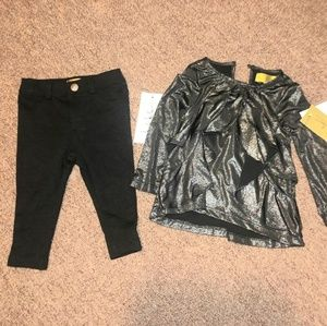 Nicole Miller Baby Outfit